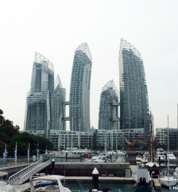 Reflections at Keppel Bay Tower 2B