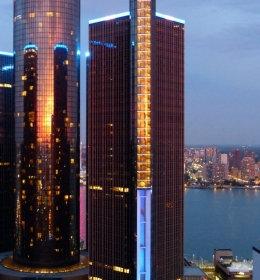 Renaissance Center Tower 100