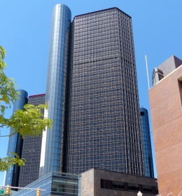 Renaissance Center Tower 300
