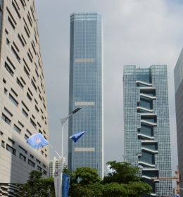 Rongchao Headquarters Tower