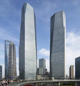 Shanghai IFC North Tower