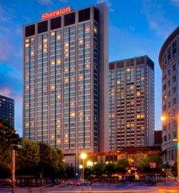 Sheraton Boston Hotel South Tower
