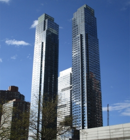 Silver Towers 1