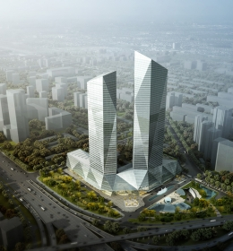 Beijing Sihuiqiao Intelligent Grid Exchange Centre West Tower