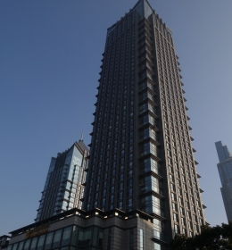 Suzhou International Commerce City West Tower