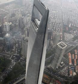 Shanghai World Financial Center (Шанхайский всемирный финансовый центр)
