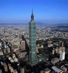 Taipei 101 (Башня Тайбэй 101)