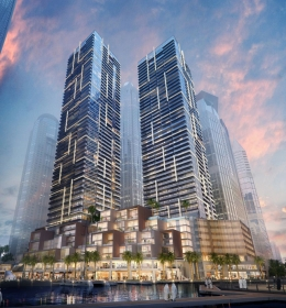 The Residences at Marina Gate Complex