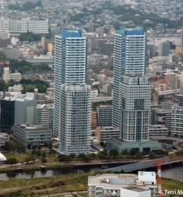 The Yokohama Towers