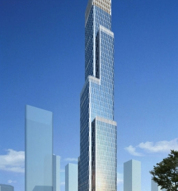 Tianjin R&F Guangdong Tower
