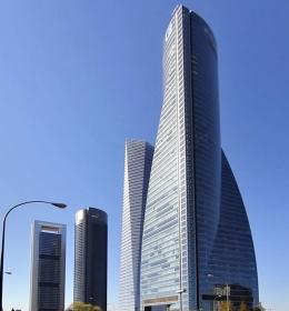 Torre Espacio (Башня Космос)