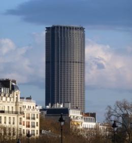 Башня Монпарнас (Tour Montparnasse )