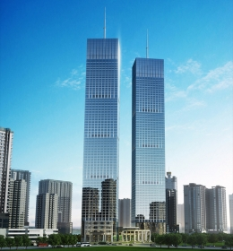 Twin Towers Guiyang, East Tower
