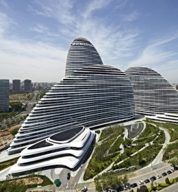 Wangjing SOHO Tower 1