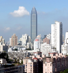 Wenzhou World Trade Center (Башня Торговый центр Вэньчжоу)
