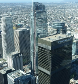 Wilshire Grand Tower (Башня Уилшир Гранд Тауэр)