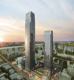 Changsha IFS Tower T2