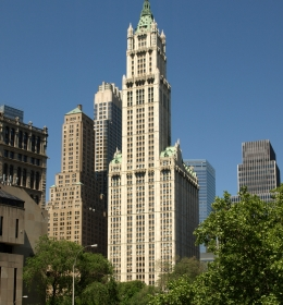 Woolworth Building (Вулворт билдинг)