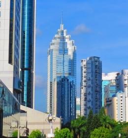 World Finance Centre Tower A