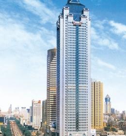 Wuhan World Trade Tower (Уханьская всемирная торговая башня)
