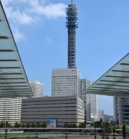 Yokohama Media Tower