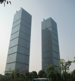 Yunzhong Towers
