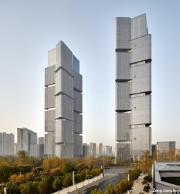 Greenland Zhengzhou Central Plaza North Tower