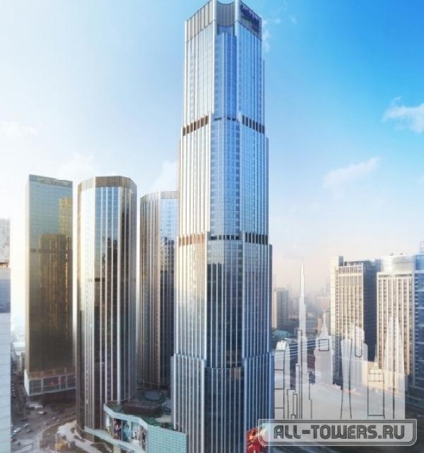 Tianjin International Trade Tower