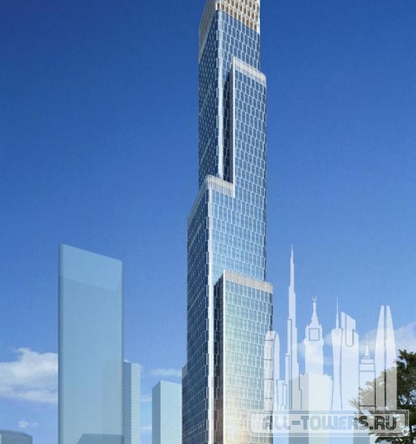 tianjin r&f guangdong tower