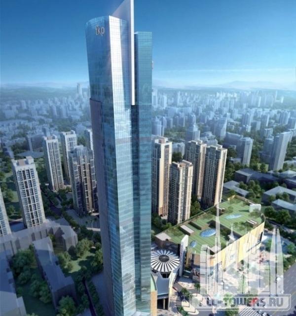 tongde kunming plaza (башня тунде куньмин плаза)