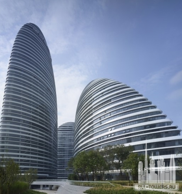 Wangjing SOHO Tower 2