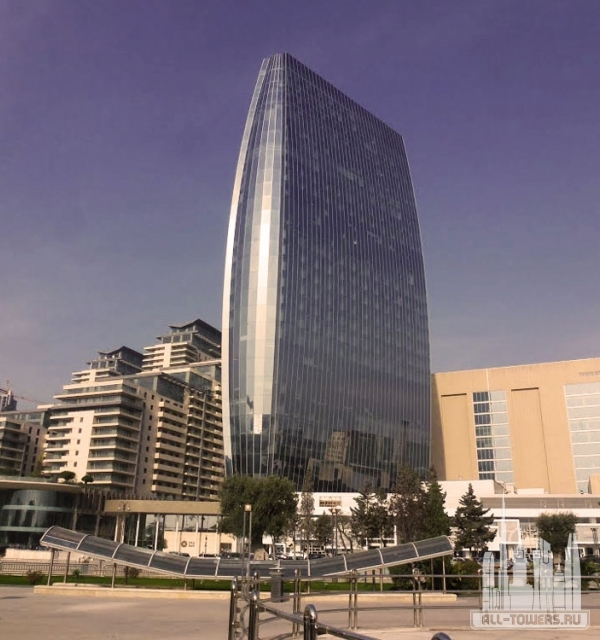 Port Baku Business Center