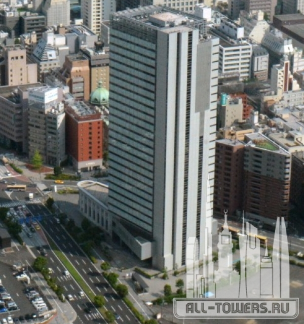 Yokohama I-Land Tower