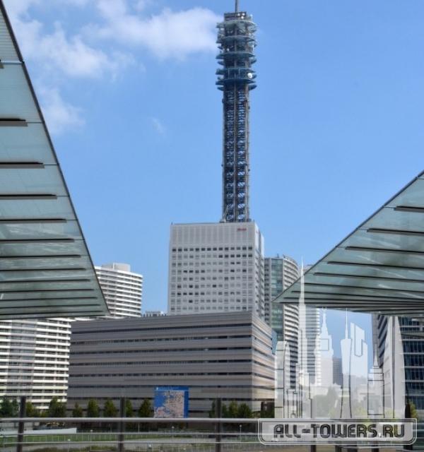 Yokohama Media Tower