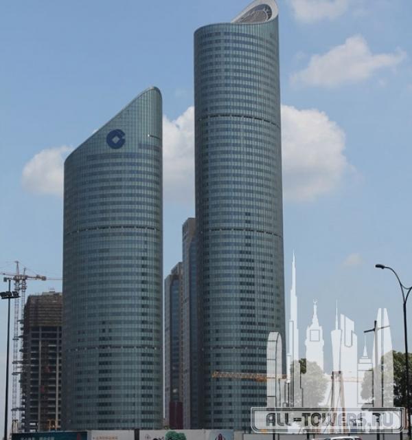 Zhejiang Fortune Financial Center West Tower