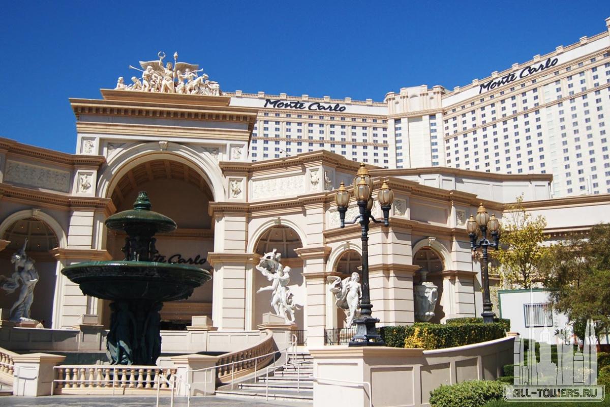 monte carlo casino and resort